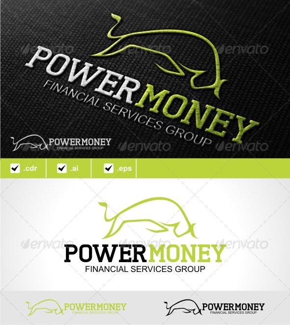 Power Money - Abstract Logo Templates