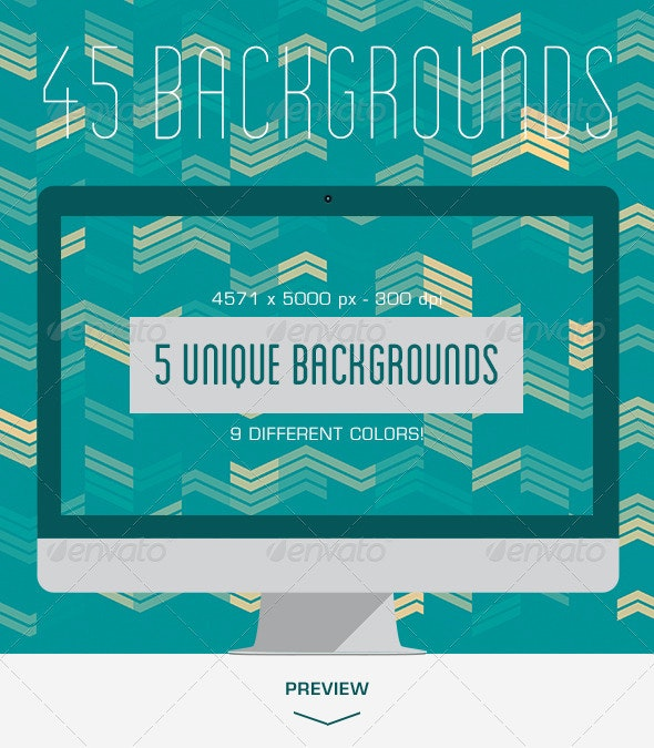 45 Geometric Wavy Backgrounds - Business Backgrounds