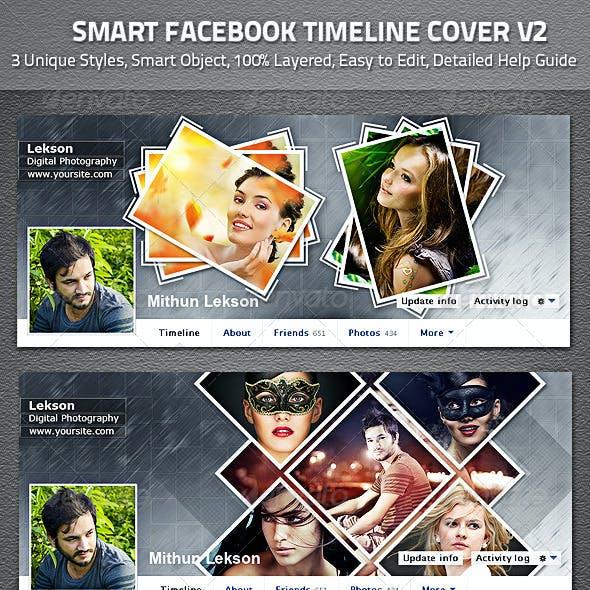 Smart Facebook Timeline Cover V2
