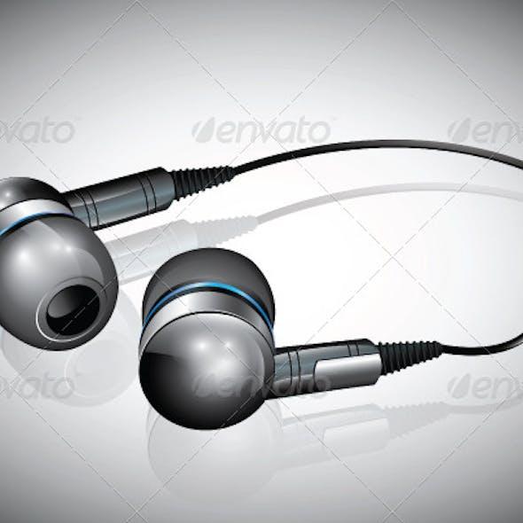 Mini Headphones