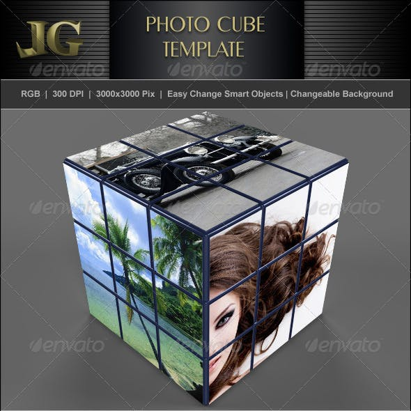 Photo Cube V1