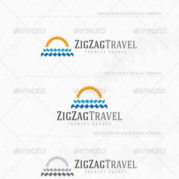ZigZag Travel Logo