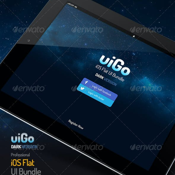 uiGo Tabled Dark » UI Bundle