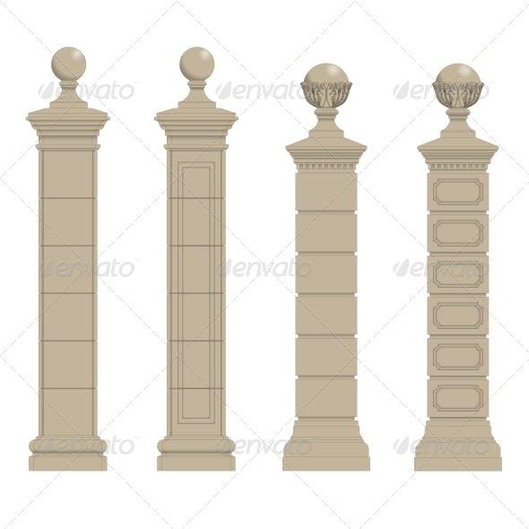 Set of Columns