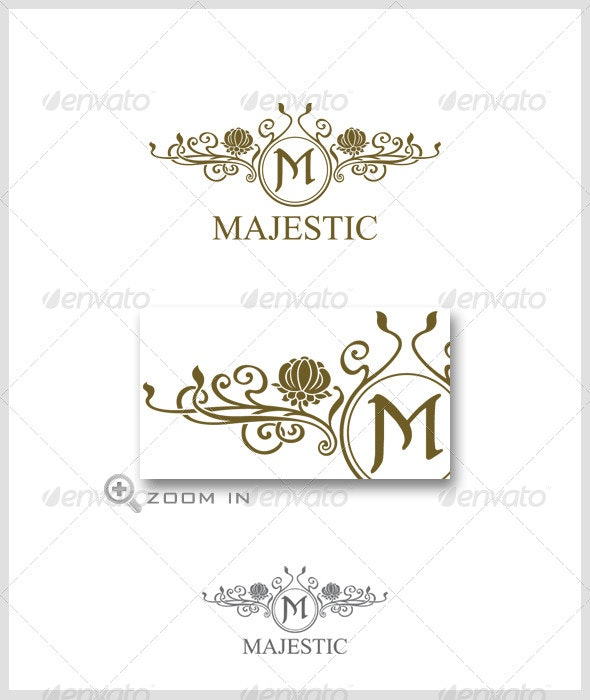 Majestic Royal Business Logo Template  - Crests Logo Templates