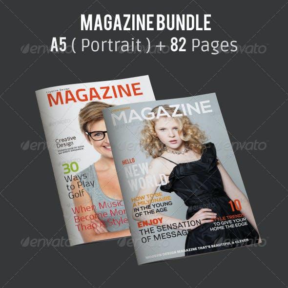 A5 Magazine Bundle