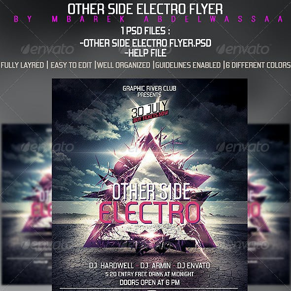 Other Side Electro Flyer