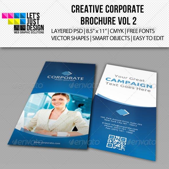 Creative Corporate Brochure Vol 2