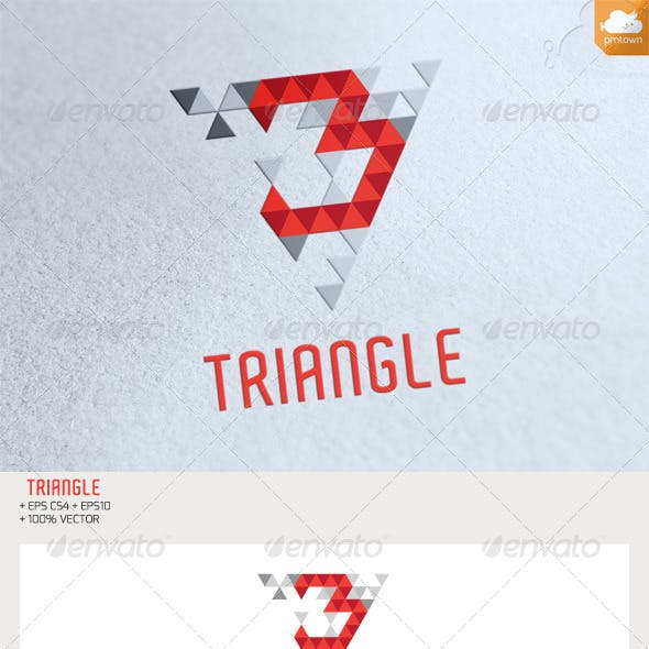 3 Triangke Logo