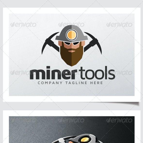 Miner Tools Logo
