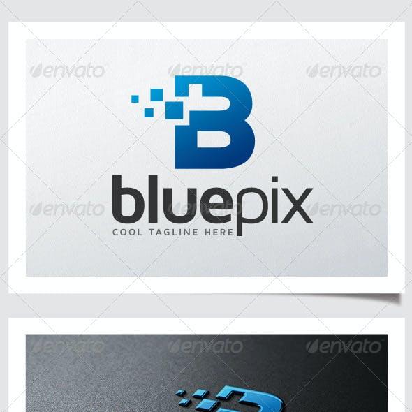 Blue Pix Logo