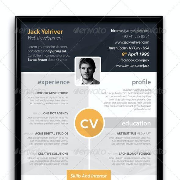 Premium CV