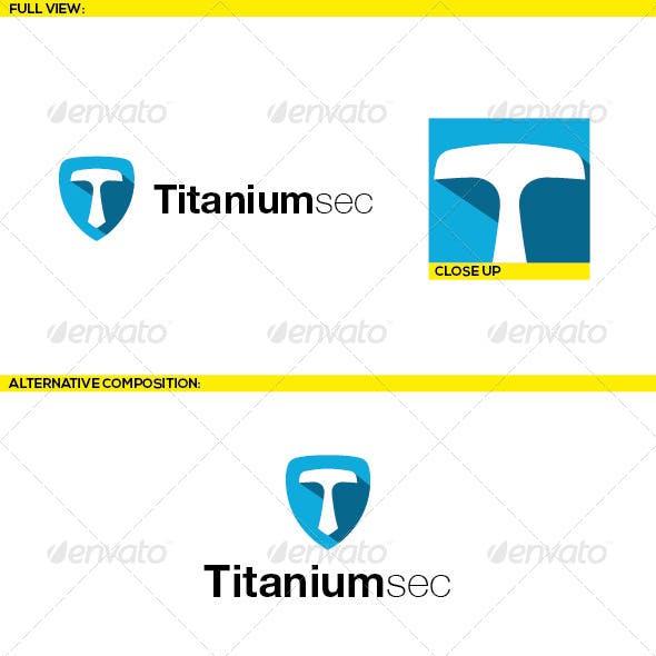 Titaniumsec Logo
