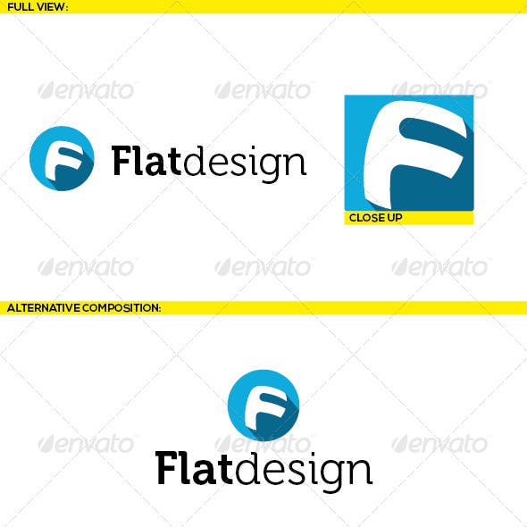 Flatdesign Logo