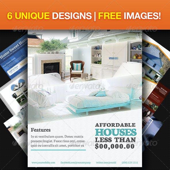 Real Estate Ultimate Flyer Design 1