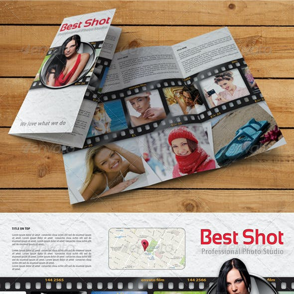 Photo Studio 3-Fold Brochure 01