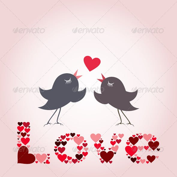 Bird of Love 8