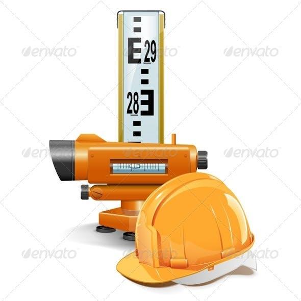 Vector Surveying Concept