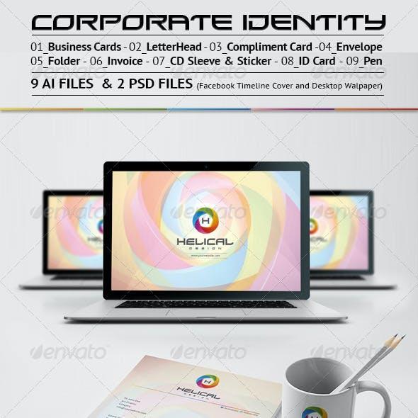 Corporate Identity - Branding Pack