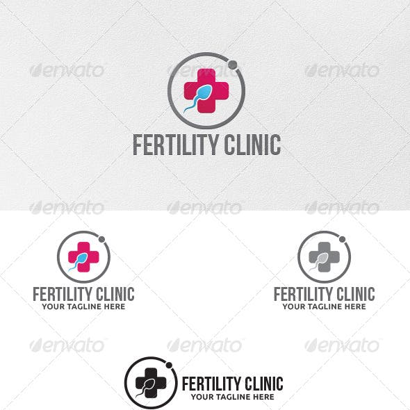 Fertility Clinic - Logo Template