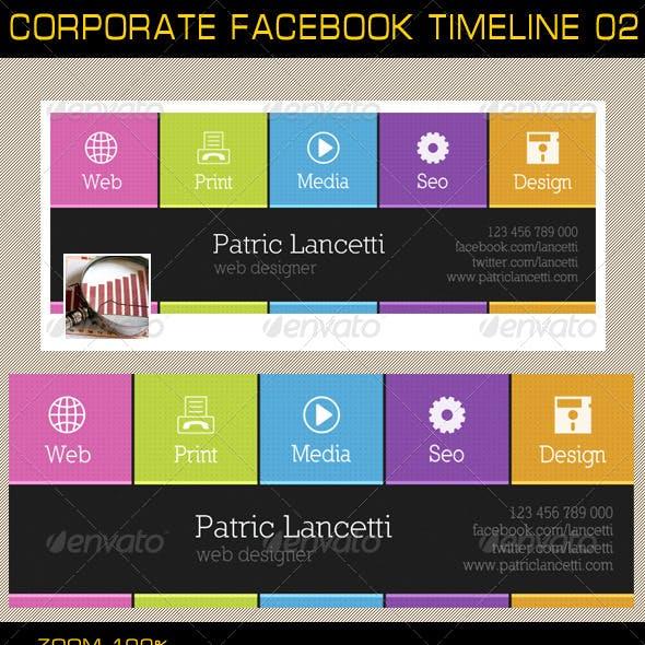 Corporate Facebook Timeline 02