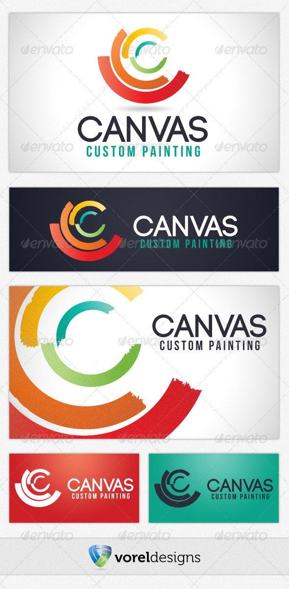 Canvas Logo - Abstract Logo Templates