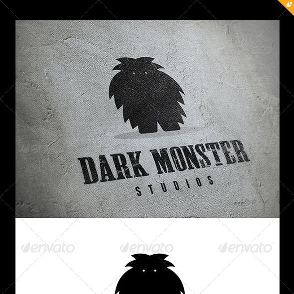 Dark Monster Logo