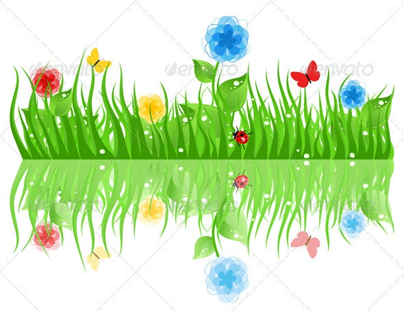 Grass2 - Flowers & Plants Nature
