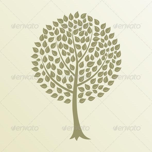 Tree4 - Flowers & Plants Nature