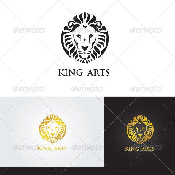 Lion Arts Logo