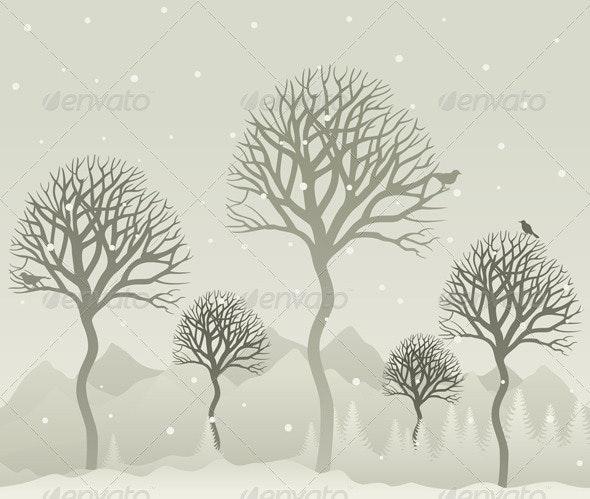 Wood - Landscapes Nature