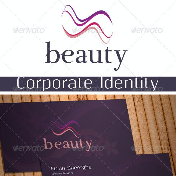 Beauty Salon Stationery
