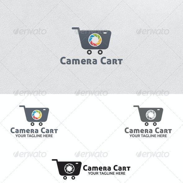 Camera Cart - Logo Template