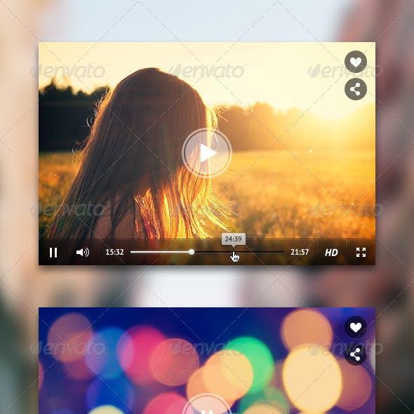 Blurry Video Player
