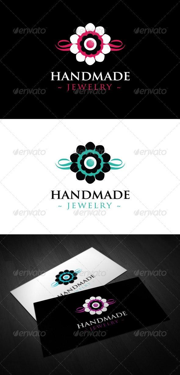 Handmade Jewelry Logo - Abstract Logo Templates