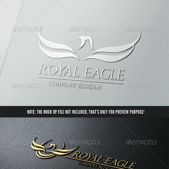 Royal Eagle Logo III