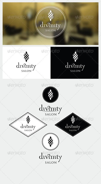 Divinity Logo - Objects Logo Templates