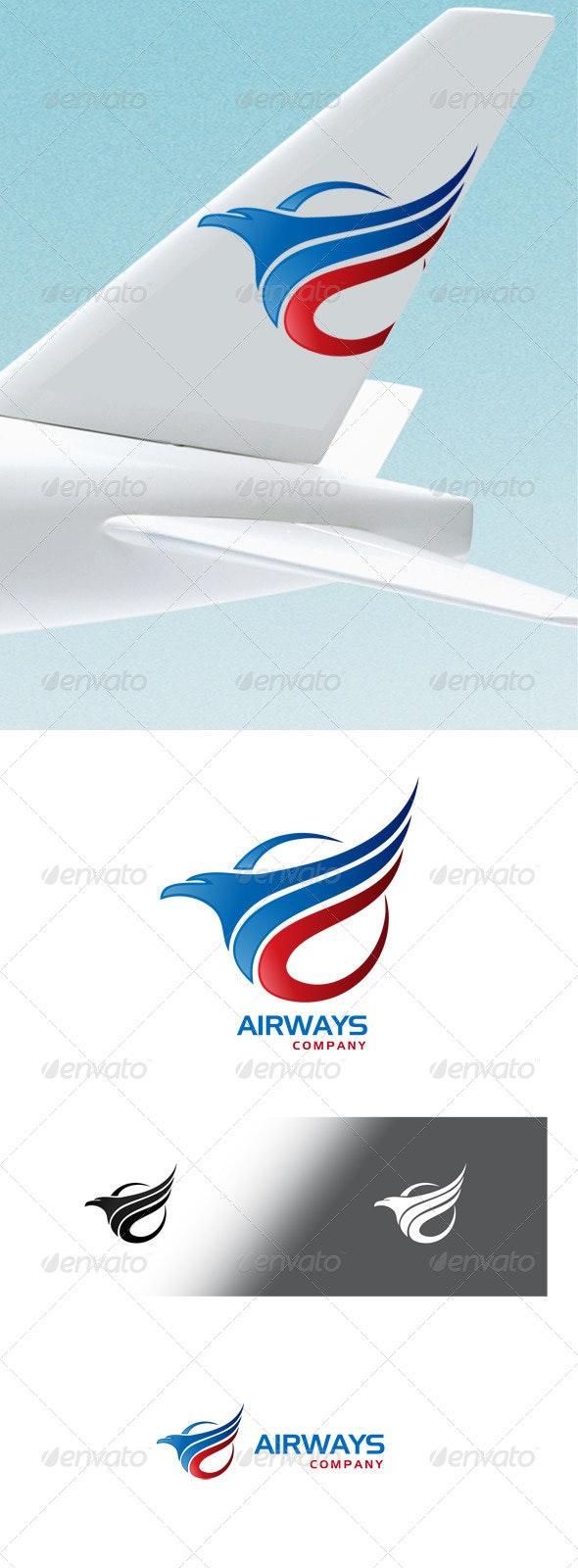 Airways Company Logo - Company Logo Templates