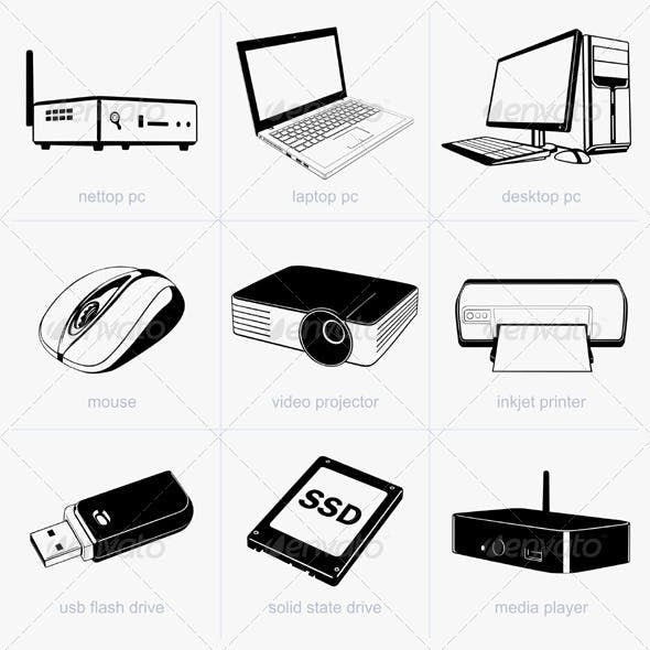 Computer Technology Devices