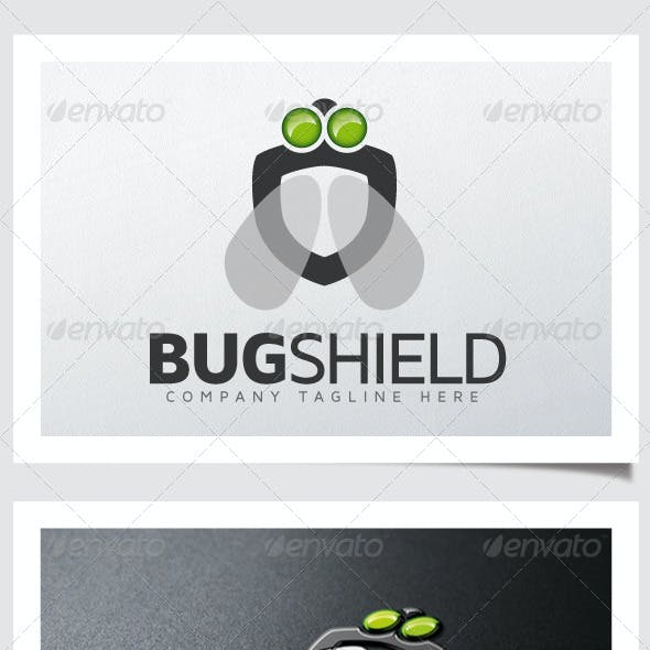 Bug Shield Logo