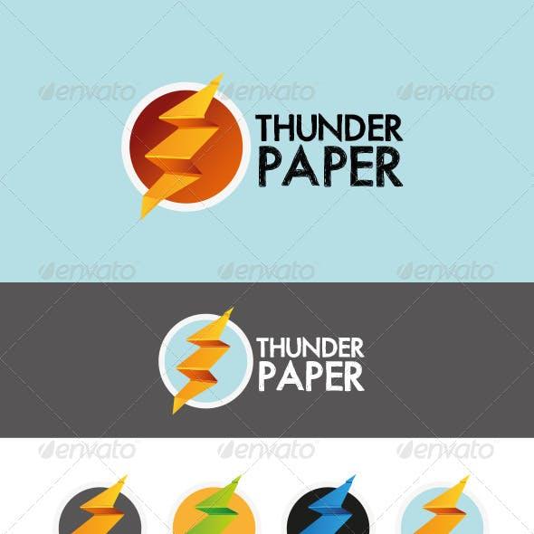 Thunder Paper