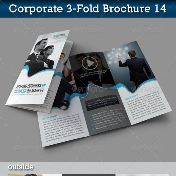 Corporate 3-Fold Brochure 14