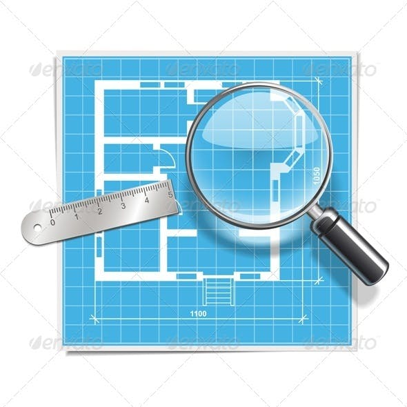 Vector Layout with Lens