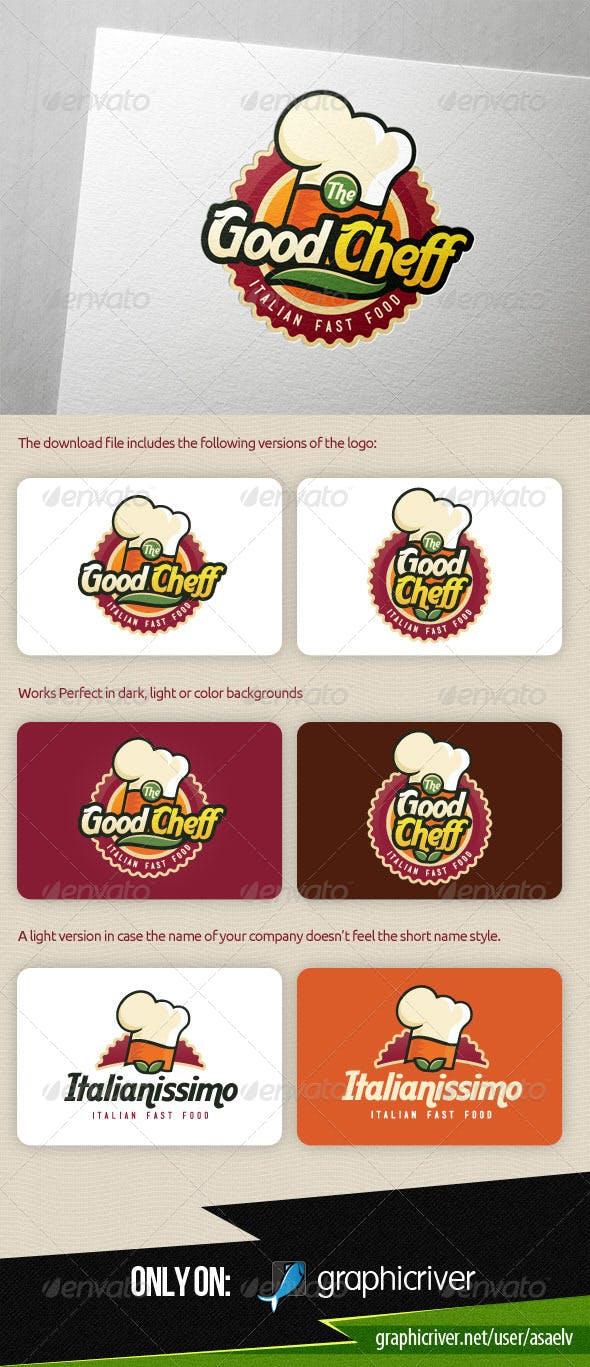 Restaurant and Food Logo