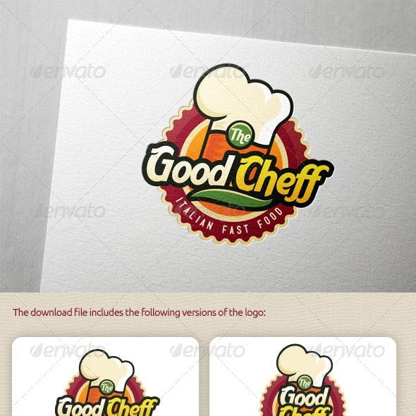 Restaurant and Food Logo