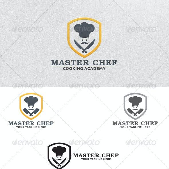 Master Chef - Logo Template