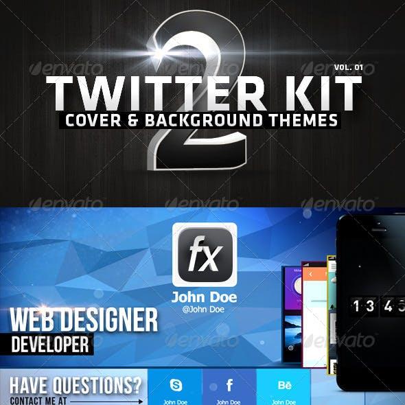 Twitter Kit Vol. 01