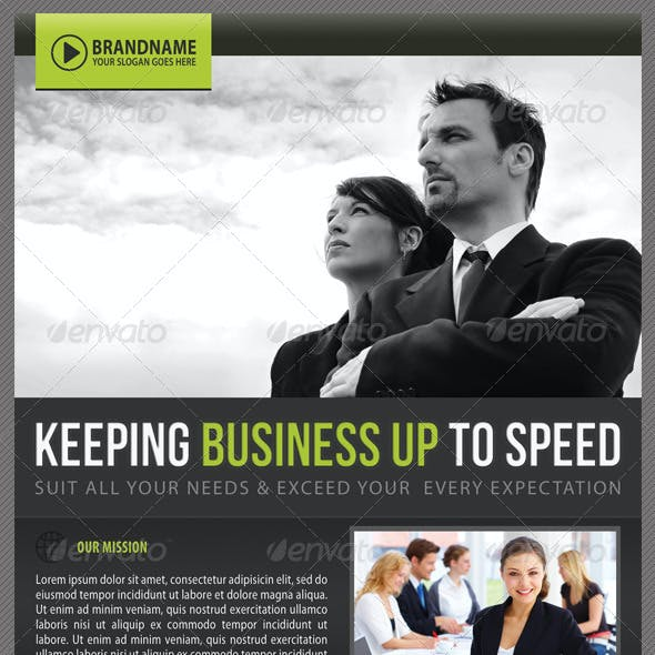 Corporate Product Flyer 20