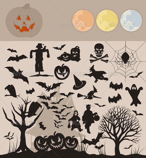 Collection Halloween - Halloween Seasons/Holidays