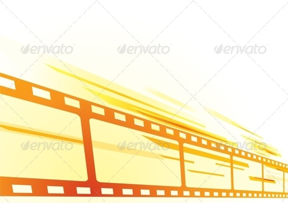 Film Background - Backgrounds Decorative